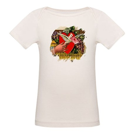 Valentine Organic Baby T-Shirt