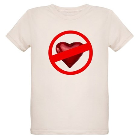 No Love Organic Kids T-Shirt