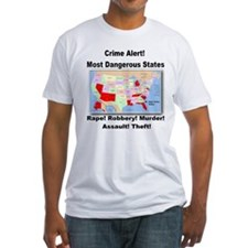 Most Dangerous States! Shirt