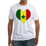 I Love senegal Shirt