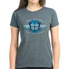 Scleroderma Tribal Butterfly Tee