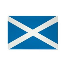 Scotland Flag Rectangle Magnet