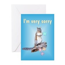 I'm Sorry Greeting Cards (Pk of 10)