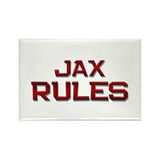 jax rules Rectangle Magnet