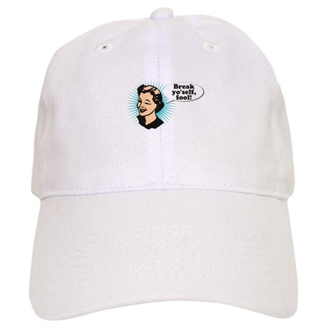 Break Yo'Self Fool Cap