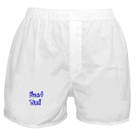 Father's Day Best Dad Boxer Shorts