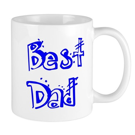Father's Day Best Dad Mug