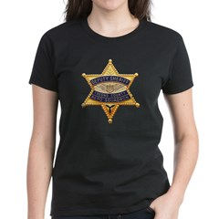 Fresno Sheriff Aero Women's Dark T-Shirt