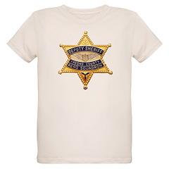 Fresno Sheriff Aero Organic Kids T-Shirt