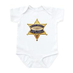 Fresno Sheriff Aero Infant Bodysuit