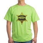 Fresno Sheriff Aero Green T-Shirt