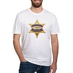 Fresno Sheriff Aero Fitted T-Shirt