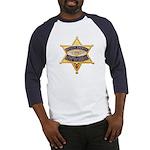Fresno Sheriff Aero Baseball Jersey