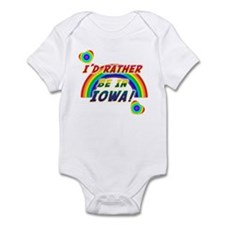 Cute Being fabulous Infant Bodysuit