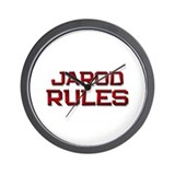 jarod rules Wall Clock