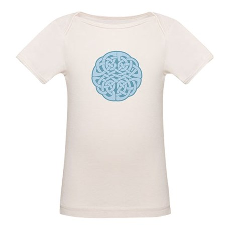 Celtic Knot Organic Baby T-Shirt