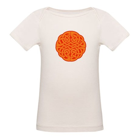 Celtic Knot 4 Organic Baby T-Shirt