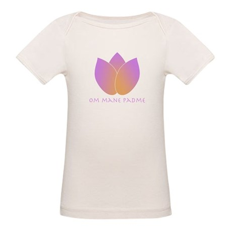 Lotus Organic Baby T-Shirt