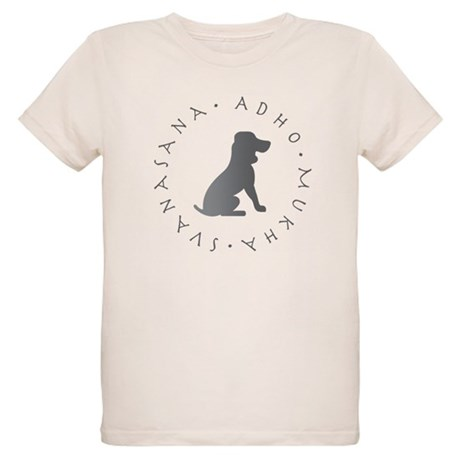 Down Dog Organic Kids T-Shirt