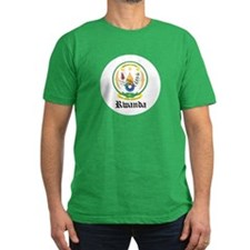 Rwandan Coat of Arms Seal T