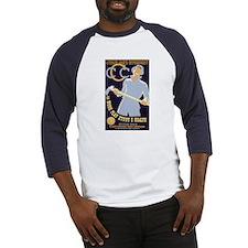 CCC New Deal Poster Baseball Jersey