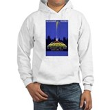 Chicago Grant Park Fountain Hoodie