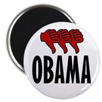 """3 Thumbs Down 2.25"""" Magnet (10 pack)"""