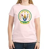 Rwanda Coat of Arms T-Shirt