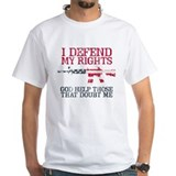 Defending Rights Shirt