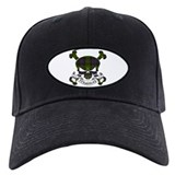 Murray Tartan Skull Baseball Hat