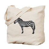 ZEBRA Tote Bag