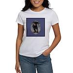 Romping Rottweiler Puppy Women's T-Shirt