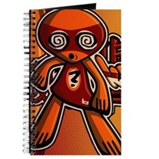 Hypno Mascot Tag Journal