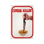 Cereal Killer Rectangle Magnet (100 pack)