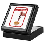 Cereal Killer Keepsake Box