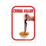 Cereal Killer Mini Poster Print