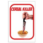 Cereal Killer Large Poster
