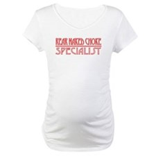R.N.Choke Specialist - Red Shirt