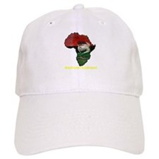 Marcus Garvey Black Starline Baseball Cap
