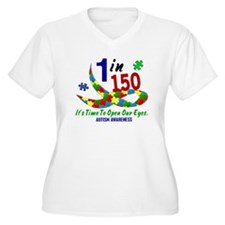 1 In 150 Time To Open Our Eyes T-Shirt
