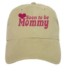 Soon to be Mommy Baseball Cap