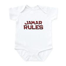 jamar rules Infant Bodysuit