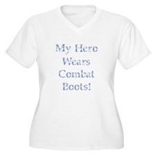 Blue Camo My Hero T-Shirt