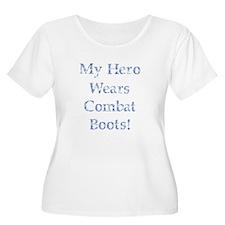 Blue Camo My Hero T-Shirt