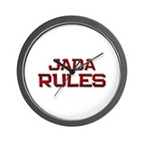 jada rules Wall Clock
