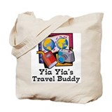 Yia Yia's Travel Buddy Tote Bag
