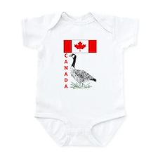 Canadian Friends- Infant Bodysuit