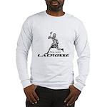 Lacrosse Play Hard Long Sleeve T-Shirt