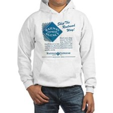 Railway Express Agency Jumper Hoody