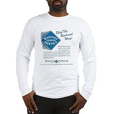 Railway Express Agency Long Sleeve T-Shirt